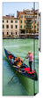 Load image into Gallery viewer, Venice Italy Magnet Skin on Side of Refrigerator