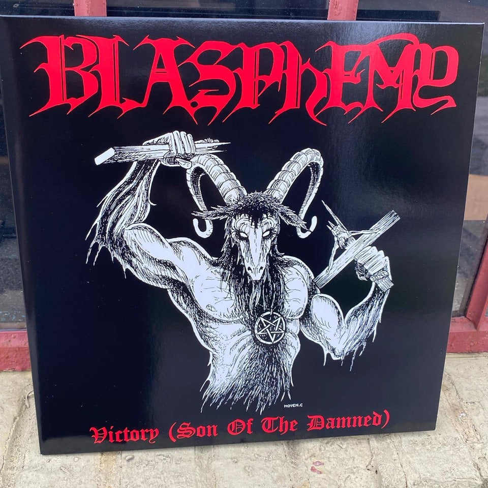 Blasphemy - Victory (Son of the Damned)
