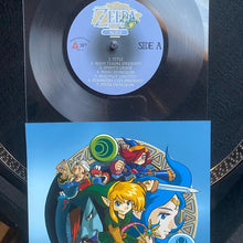 Load image into Gallery viewer, Legend of Zelda Oracle of Ages OST