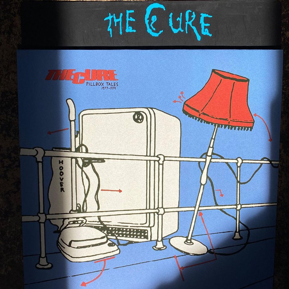 The Cure - Pillbox Tales