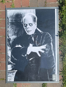 Phantom of the Opera Lon Chaney Poster