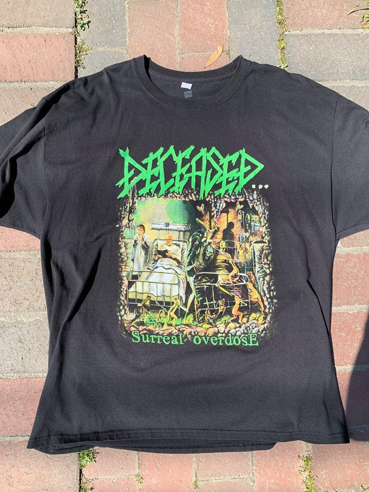Deceased Shirt XL