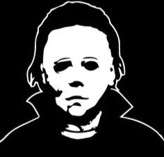 Michael Myers Decal