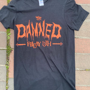 Damned Friday the 13th Shirt M