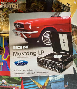 ION Mustang Turntable