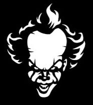IT Pennywise Decal