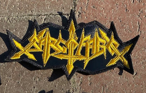 Sarcafago Embroidered Patch