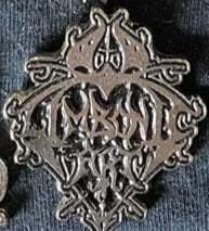 Limonic Art Metal Badge