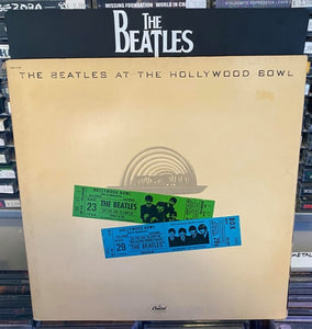 The Beatles - At the Hollwood Bowl