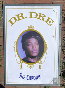 Dr. Dre The Chronic Poster