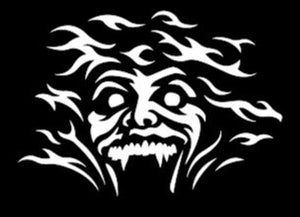 Fright Night Decal