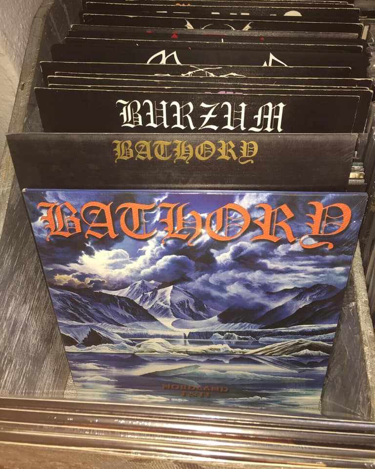 Bathory - Nordlands I+II