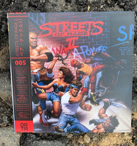Streets of Rage II OST