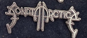 Sonata Arctica Metal Badge