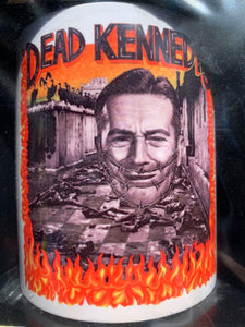 Dead Kennedys Give Me Convenience of Give Me Death Mug