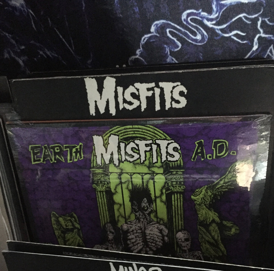 The Misfits - Earth A.D.