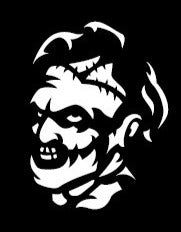 Leatherface Decal
