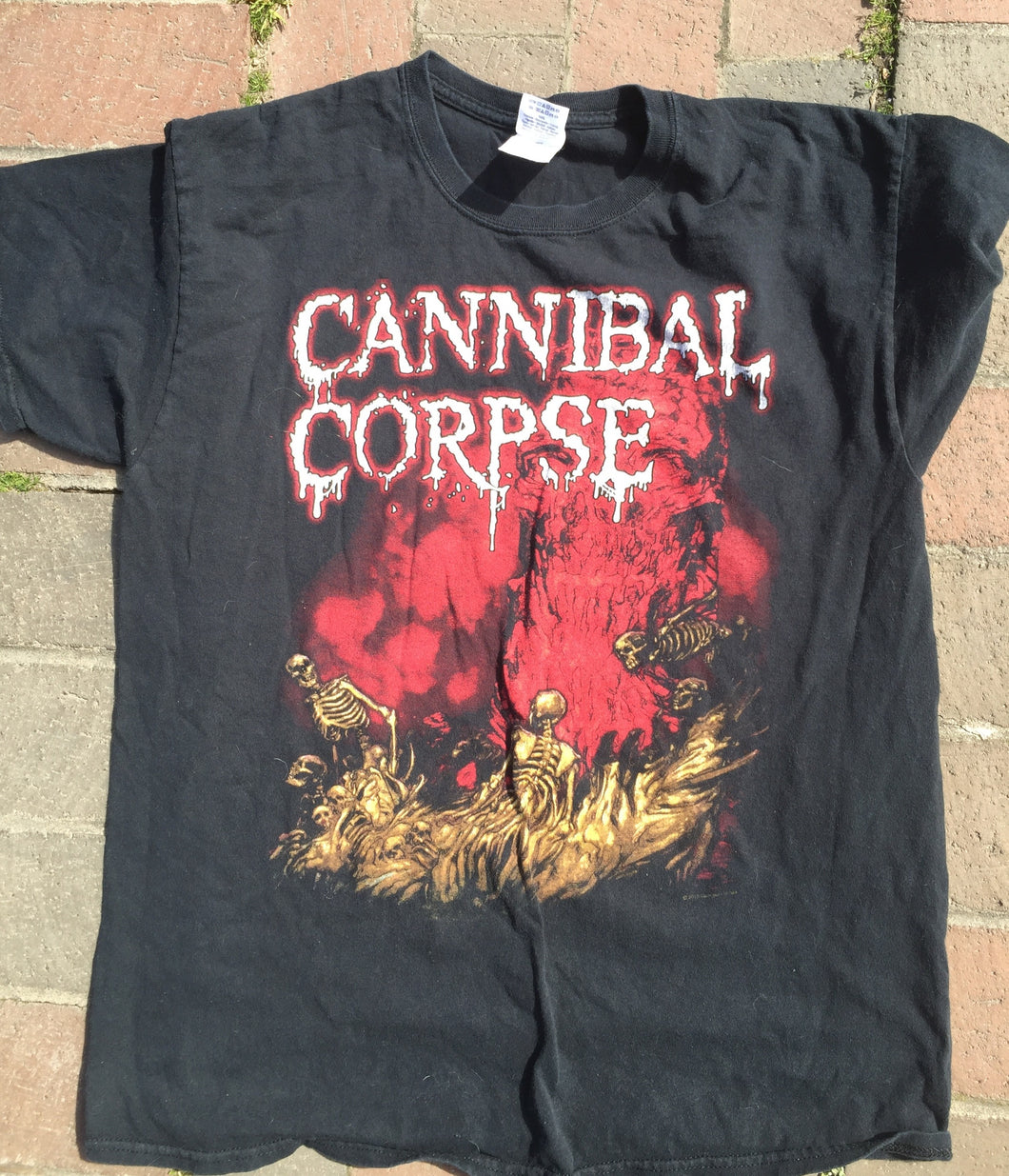 Cannibal Corpse Shirt S