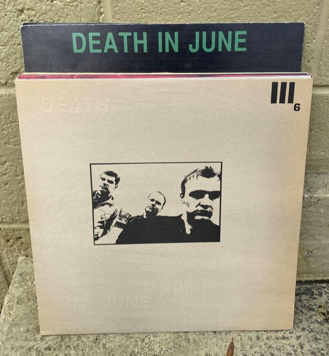 Death in June - Lesson 1