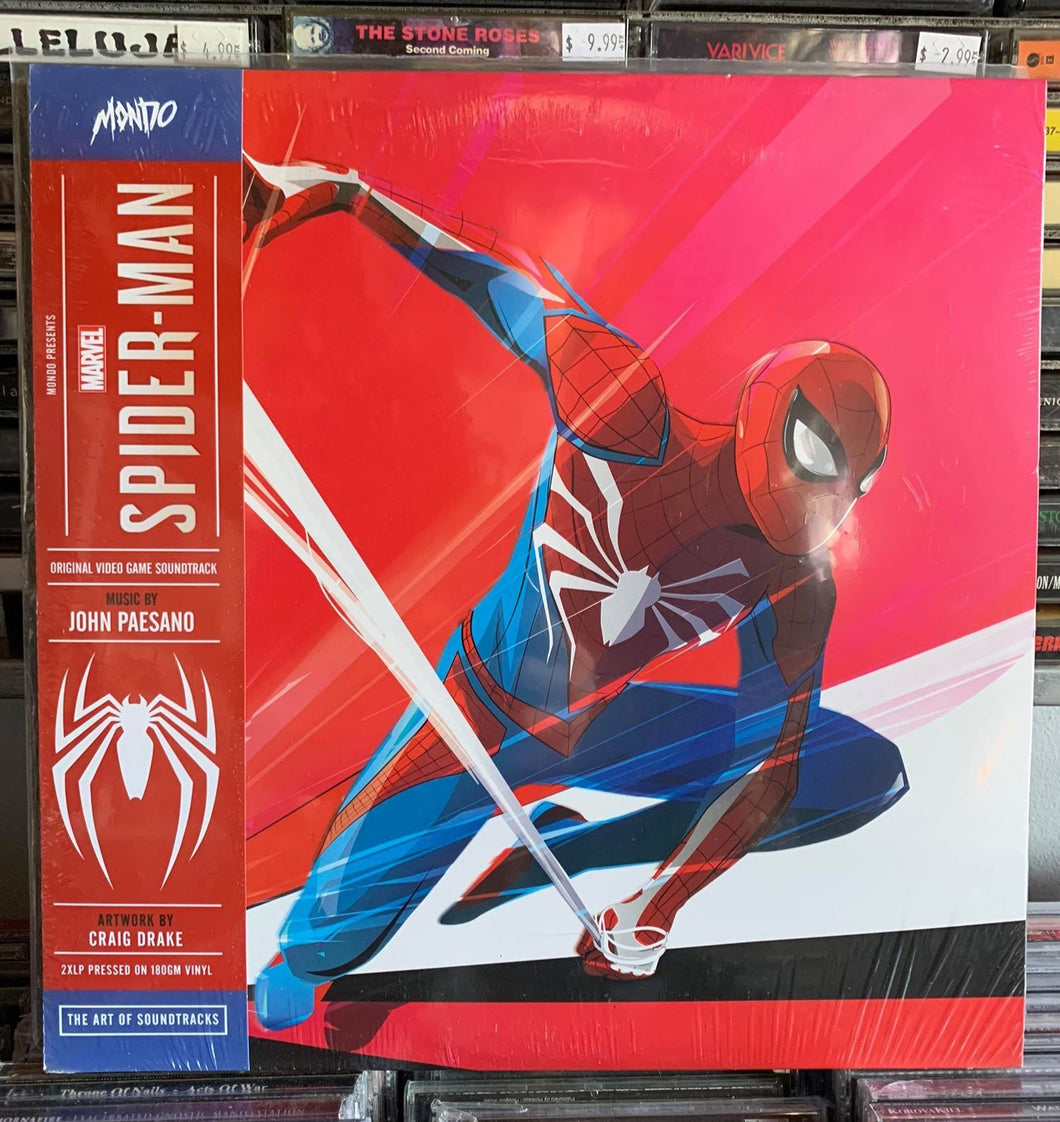 Spiderman VG OST