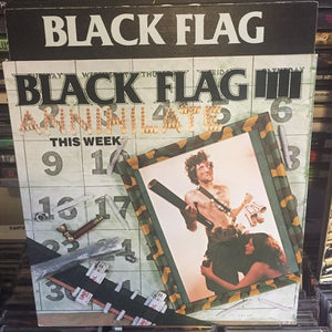 Black Flag ‎– Annihilate This Week