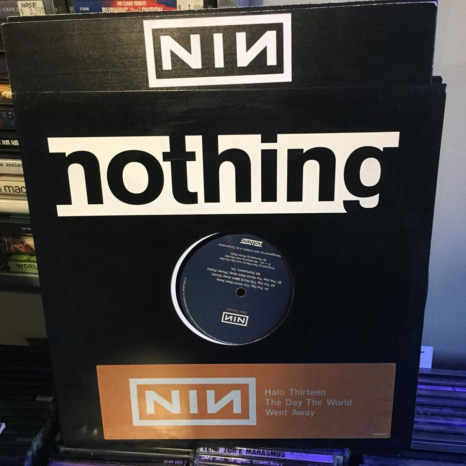NIN - Nothing