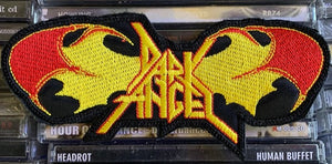 Dark Angel Embroidered Patch