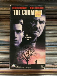 The Chamber VHS