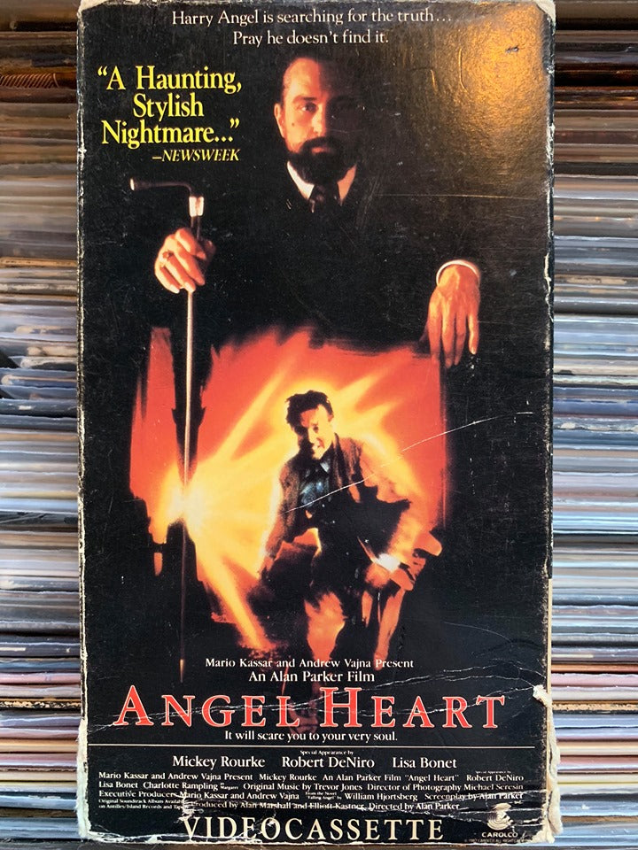 Angel Heart VHS