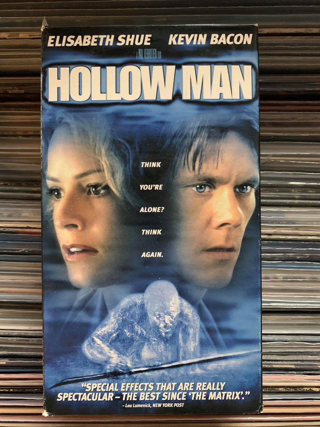Hollow Man VHS