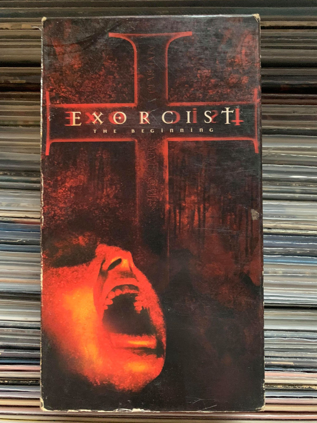 The Exorcist - The Beginning VHS