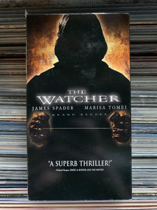 The Watcher VHS