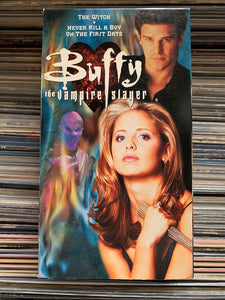 Buffy the Vampire Slayer VHS