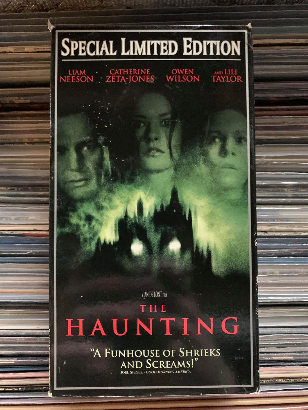 The Haunting VHS