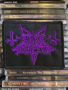 Dark Funeral Embroidered Patch