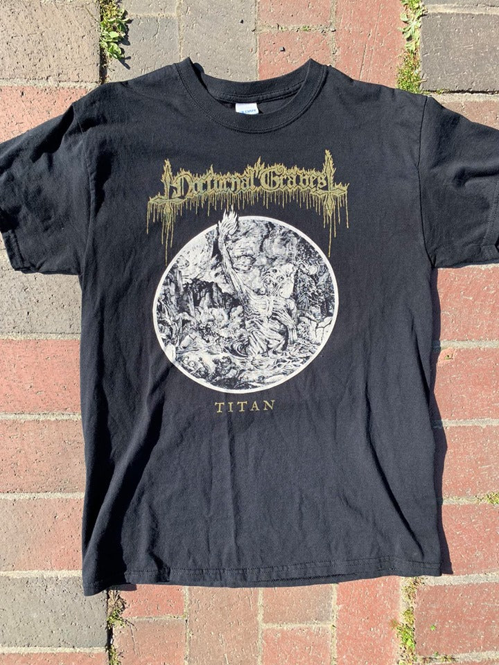 Nocturnal Graves Shirt M