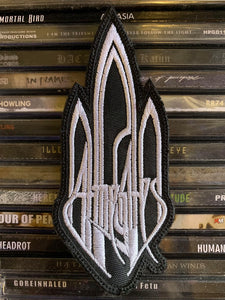 At The Gates Embroidered Patch