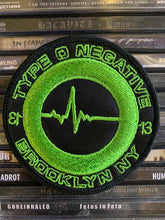Load image into Gallery viewer, Type O Negative Embroidered Patch