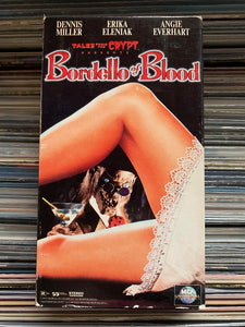 Tales from the Crypt: Bordello of Blood VHS