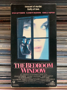 Bedroom Window VHS