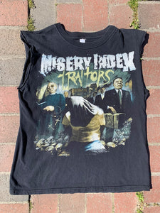 Misery Index Sleeveless Shirt S