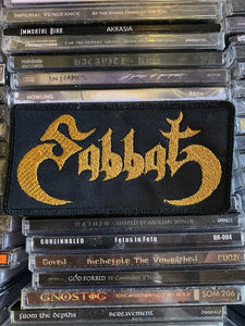 Sabbat Embroidered Patch