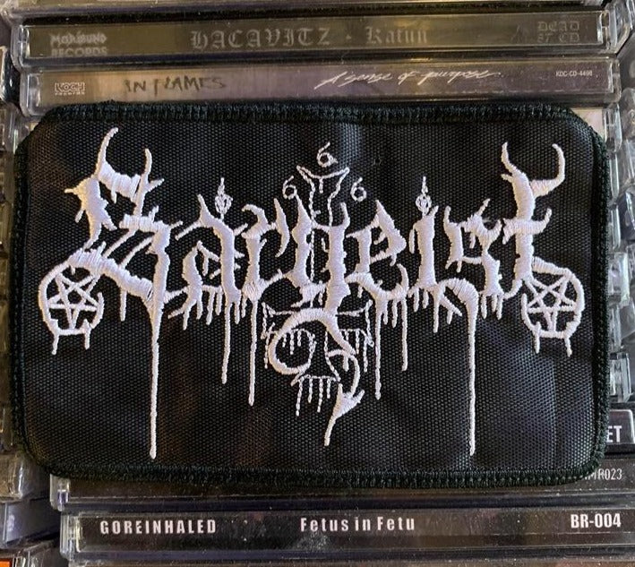 Sargeist Embroidered Patch
