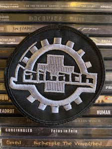 Laibach Embroidered Patch