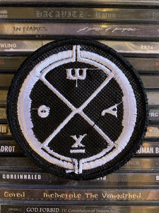 Clan of Xymox Embroidered Patch