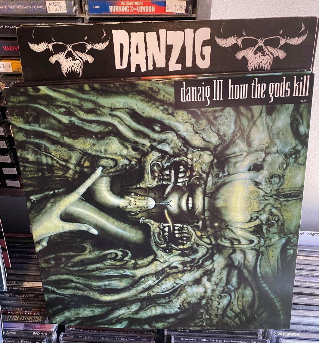 Danzig - How the Gods Kill