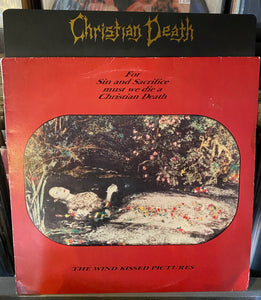 Christian Death - The Wind Kissed Pictures