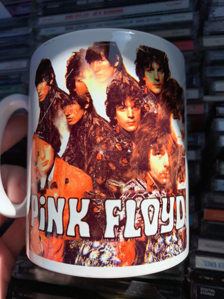 Pink Floyd Piper at the Gates of Dawn Mug