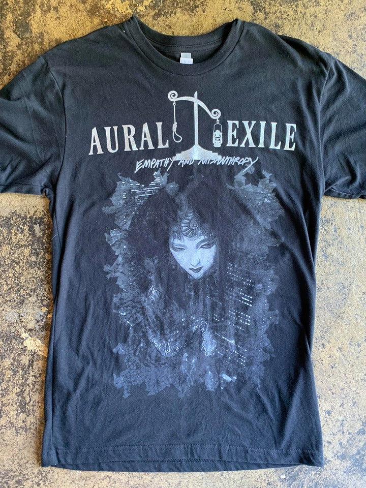 Aural Exile Empathy and Misanthropy Shirt