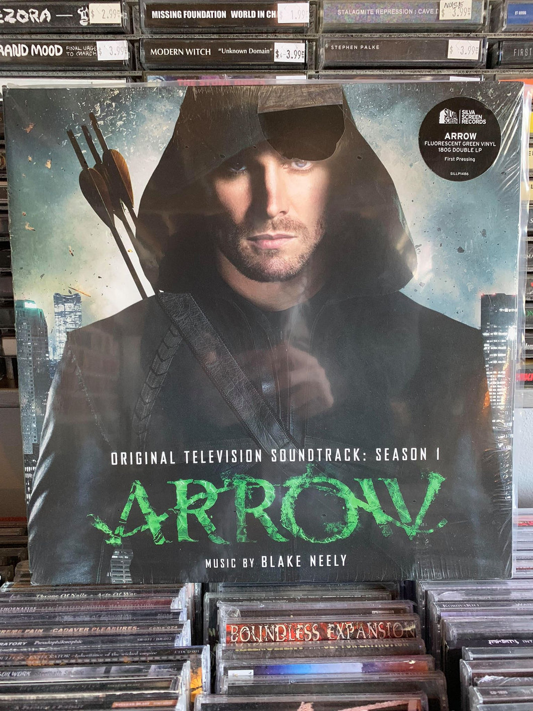 Arrow OST